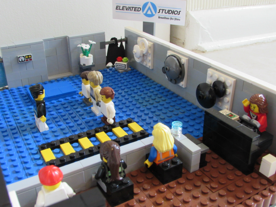 Lego Version of Elevated Studios